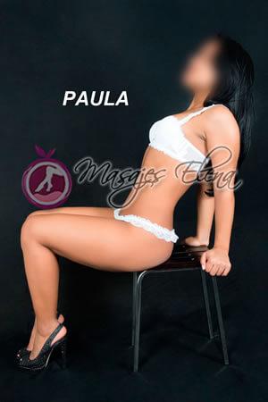 Masajes Eroticos Madrid - Paula