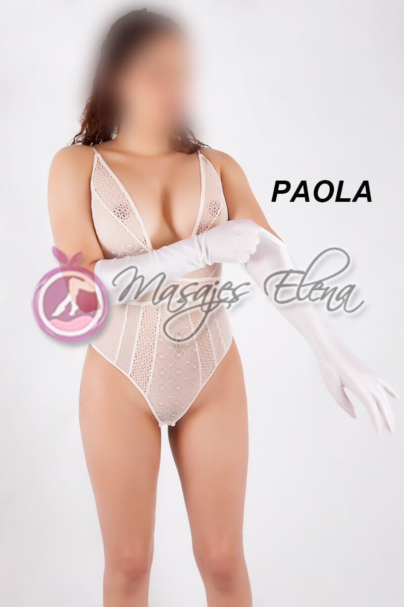 Masajista Erotica Paola